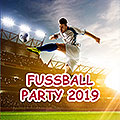 Fussball Party 2018